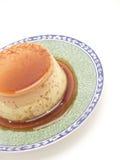 Vanilla pudding Royalty Free Stock Photos