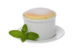 Vanilla Souffle Royalty Free Stock Photo