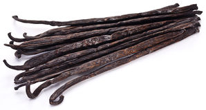 Vanilla sticks. Royalty Free Stock Images