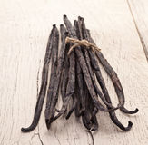Vanilla sticks. Royalty Free Stock Photography