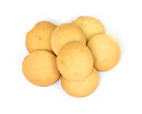 Vanilla Wafers Stock Images