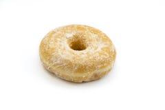 Vanille-Donut Lizenzfreies Stockfoto