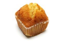 Vanille-Muffin lizenzfreie stockfotografie