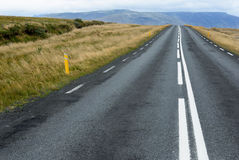 Vanishing road Royalty Free Stock Photo
