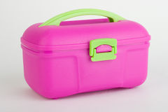 Vanity Case Royalty Free Stock Photography