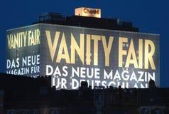 Vanity Fair Royalty-vrije Stock Foto's