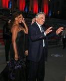 Vanity Fair festar för den 14th Tribeca filmen Festval Arkivfoto