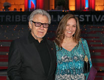 Vanity Fair-Partei für 14. Tribeca-Film-Festival Stockfoto