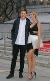 Vanity Fair Party para o 14o festival de cinema de Tribeca Foto de Stock