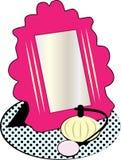 Vanity Mirror Royalty Free Stock Photo