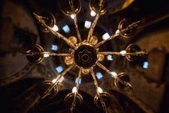 Vank大教堂,伊斯法罕,伊朗 库存图片