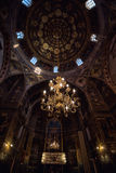 Vank大教堂,伊斯法罕,伊朗 免版税库存图片