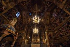 Vank大教堂,伊斯法罕,伊朗 免版税库存照片