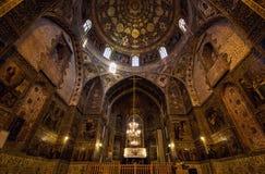 Vank Cathedral, Isfahan, Iran Stock Photos