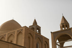 Vank Cathedral, Isfahan, Iran Stock Photos