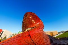 Vanke Pavilion - Expo Milano 2015 Stock Photo