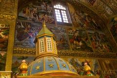 Vankkathedraal, Isphahan, Iran Royalty-vrije Stock Fotografie
