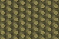 Vanlig gul träyttersida med cylindrar Arkivbilder