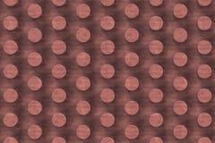 Vanlig röd träyttersida med cylindrar vektor illustrationer