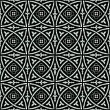 vanliga cirklar för prydnad royaltyfri illustrationer
