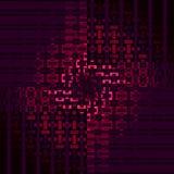 Vanliga rektanglar mönstrar mörker - skinande rött magentafärgat violett purpurfärgat mörker brownshifted och Royaltyfri Fotografi