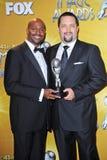 Vann Jones and Benjamin Jealous  Royalty Free Stock Images