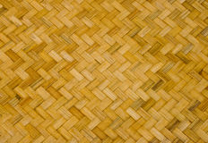 Vannerie en bambou Image stock