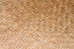 Vannerie en bambou photographie stock
