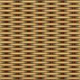 Vannerie texturisée en bois décorative abstraite illustration stock