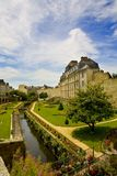 Vannes Royalty Free Stock Image
