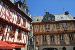 Vannes (Bretagne) lizenzfreies stockfoto