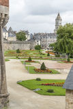 Vannes in Brittany Royalty Free Stock Image