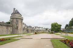 Vannes in Brittany Royalty Free Stock Photo