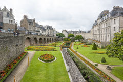 Vannes in Brittany Stock Images