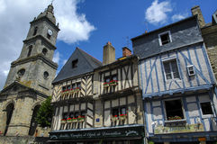 Vannes (Brittany) Stock Photography