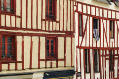 Vannes (Brittany) Stock Images