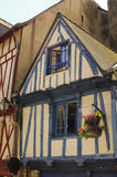 Vannes (Brittany) Royalty Free Stock Photography