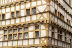 Vannes in Brittany Royalty Free Stock Images