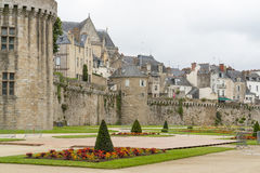 Vannes em Brittany Imagens de Stock Royalty Free
