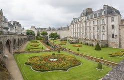 Vannes en Bretagne photos stock