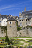 Vannes Royalty Free Stock Photography