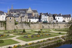 Vannes Stock Photo