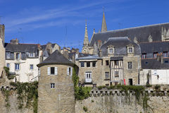 Vannes Royalty Free Stock Images