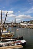 Vannes port Royalty Free Stock Photo