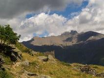 The Vanoise mountains Stock Photos