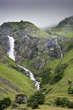 Vanoise National Park. This image shows a view of the Vanoise National Park Royalty Free Stock Photo