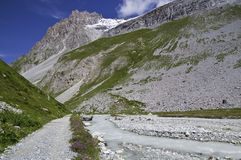 Vanoise National Park Stock Photography