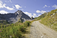 Vanoise National Park Royalty Free Stock Photo