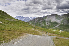 Vanoise National Park Royalty Free Stock Photography