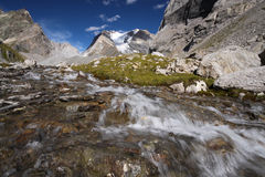 Vanoise National Park Royalty Free Stock Images